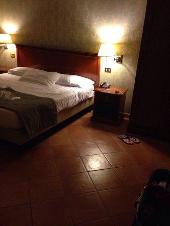 Hotel Nuvo: Camera 117