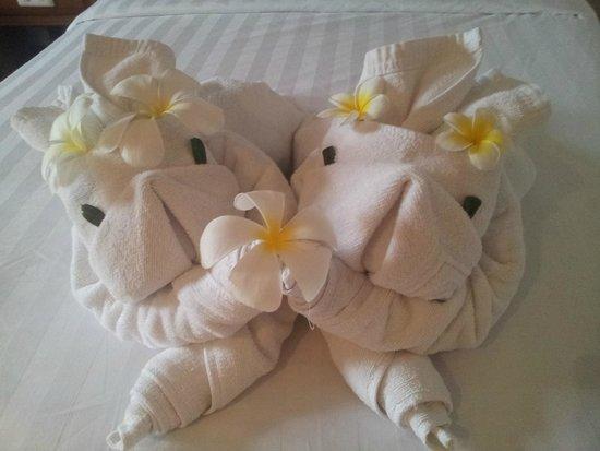 First Bungalow Beach Resort: :-)