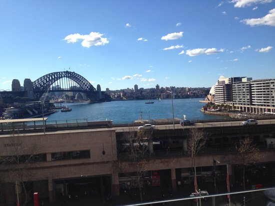 Cafe Sydney : What a view