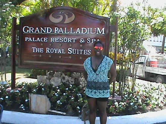 Grand Palladium Palace Resort, Spa & Casino: Grand Palladium, Punta Cana, DR
