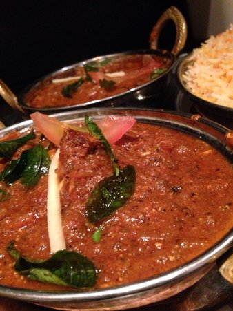 Chettinad Restaurant: My curry
