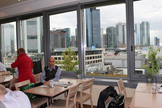 Zeilgalerie-Restaurante panorâmico - Frankfurt