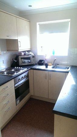 Waterside Park : kitchen
