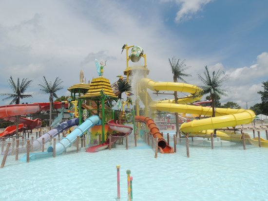 Beech Bend Park & Splash Lagoon: This is a big hit!