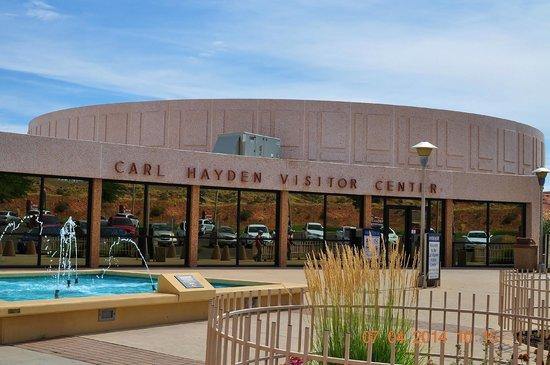Visitor Center Glen Canyon Dam