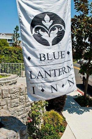 Blue Lantern Inn - A Four Sisters Inn : Blue Lantern Inn Welcome Sign