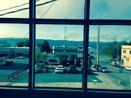 Fort George Brewery + Public House: view from upstairs