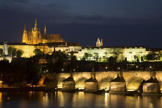 Golden Well Hotel: Who wouldn't want to go to Prague?
