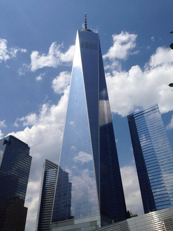 Memorial del 11S: Freedom Tower