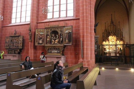 Dom St. Bartholomäus: Cathedral St Bartholomew - Frankfurt