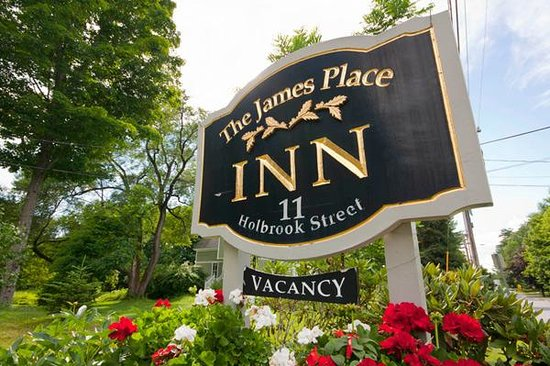 James Place Inn Bed and Breakfast: Welcome