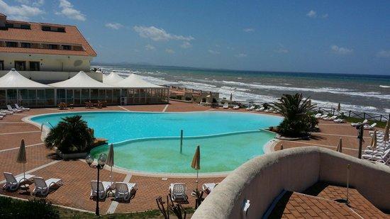 La Plage Noire Hotel & Resort : Bellissimaaaa