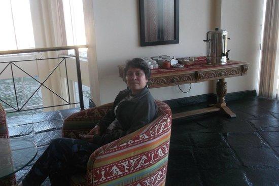 Hotel Jose Antonio Puno: Lobby