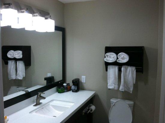 La Quinta Inn & Suites Rockport - Fulton : Hotel Bathroom