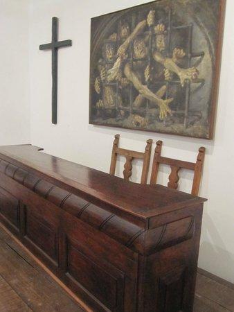 Museo Historico de Cartagena de Indias : Inquisition