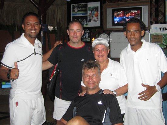 Club Med Punta Cana : Tennis