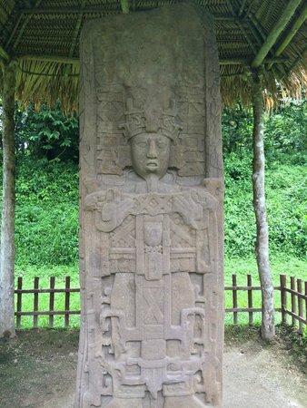 Archaeological Park and Ruins of Quirigua: уникальные стеллы