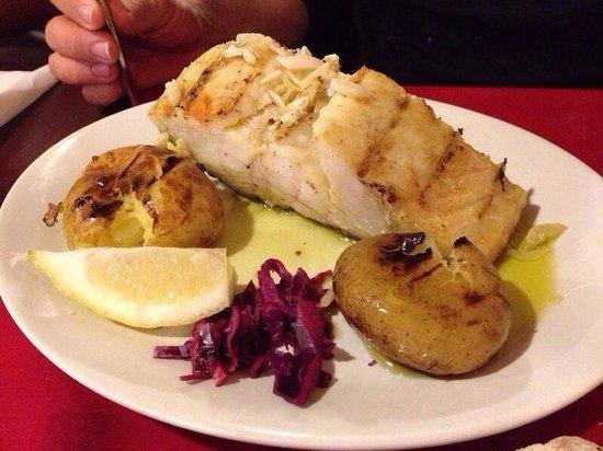 Humberto's  Restaurante: Lomo de Bacalao