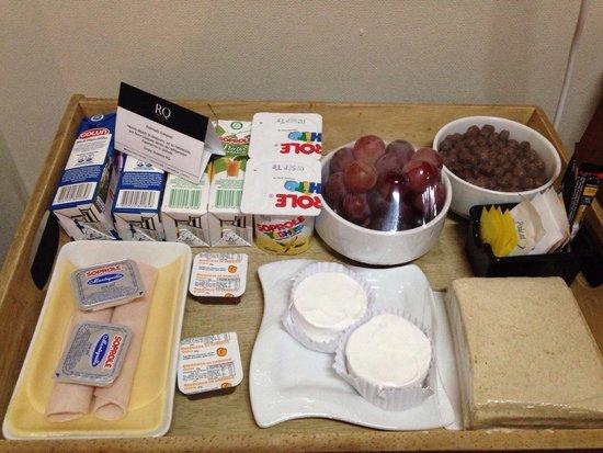 RQ Providencia: Café da manhã