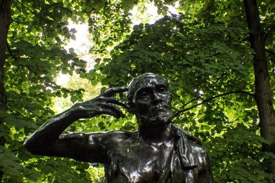 Musée Rodin : Jardin Rodin