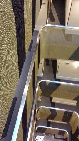 Vincci Gala Barcelona: Corridor ouvert