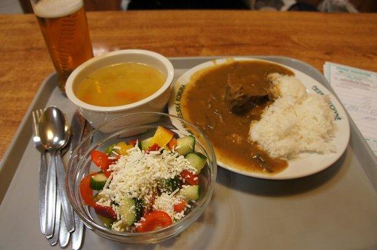 Restaurant Havelska Koruna: Our meal