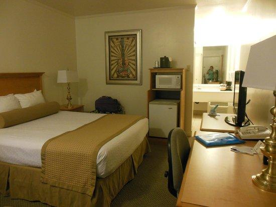 BEST WESTERN Antlers : Guest room
