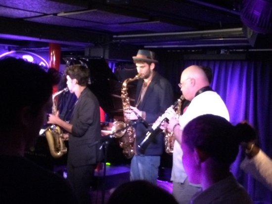 Pizza Express Jazz Club : Great music