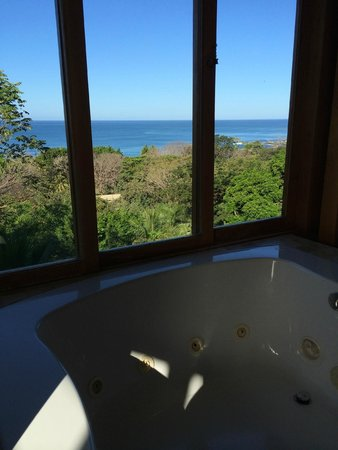 Hotel Moana: View from the jacuzzi