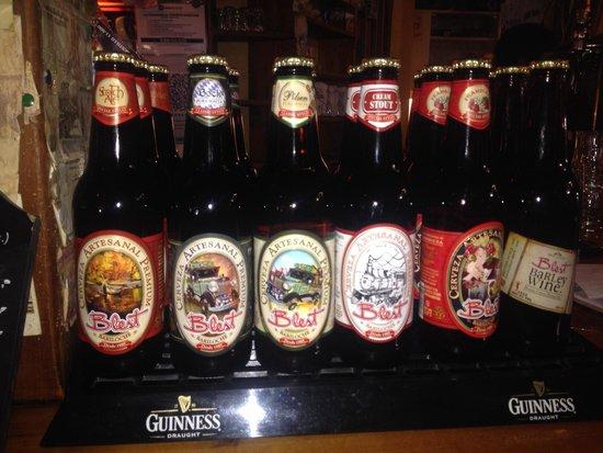 Cerveceria Blest: Blest beer