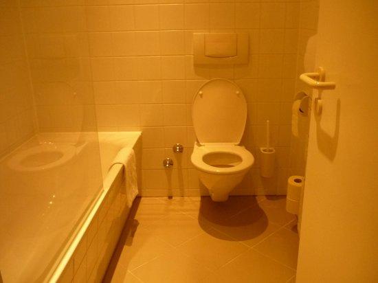 Starlight Suiten Hotel Salzgries: Baño