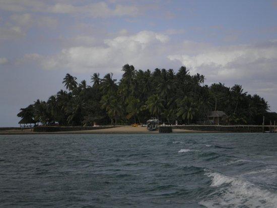 Toberua Island Resort : Toberua Island
