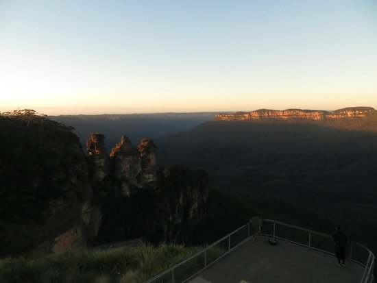 3 Explorers Motel: Katoomba - Three Sisters