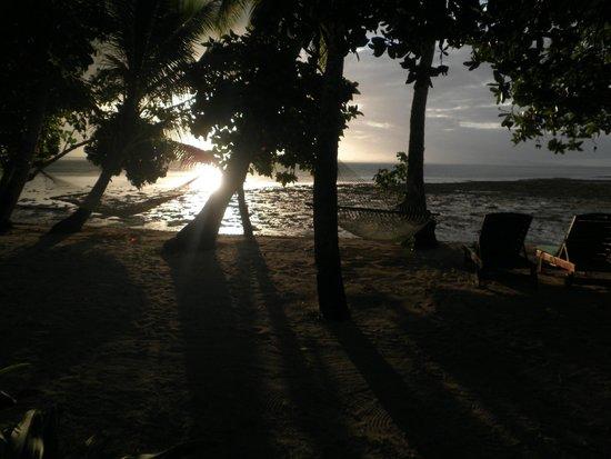 Toberua Island Resort: Final sunset