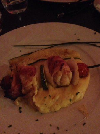 Restaurante Sacramento: Monkfish Delish