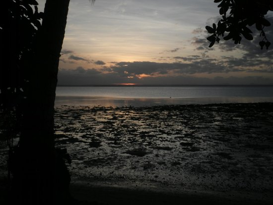 Toberua Island Resort : Sunset