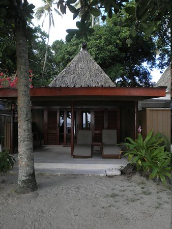 Toberua Island Resort : Our hut - #1