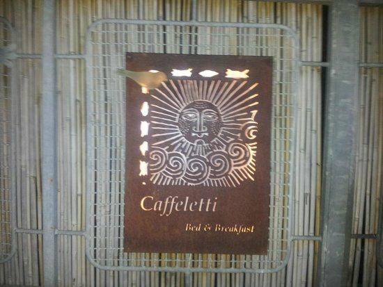 Caffeletti B&B : Caffeletti Bed & Breakfast
