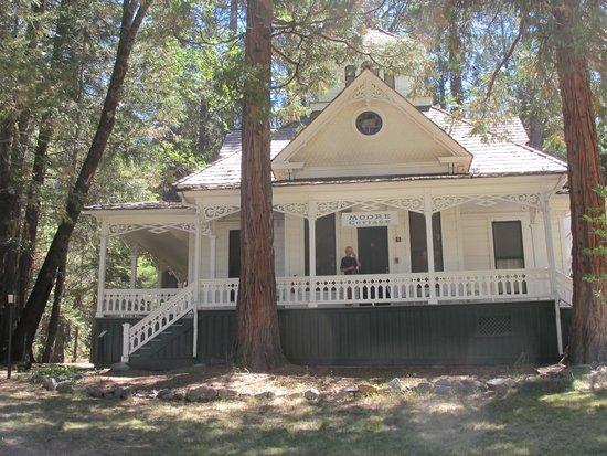 Big Trees Lodge: Wonderful spacious cottage