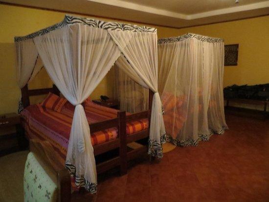 Kudu Lodge & Camp: Room