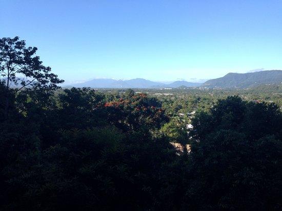 Kookas Bed & Breakfast: Morning views