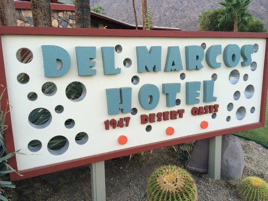 Del Marcos Hotel: Classy, cool, hip, relaxing