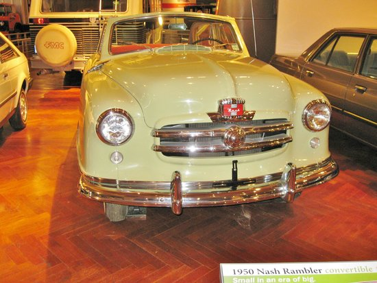 Henry-Ford-Museum: 1950 Nash Rambler