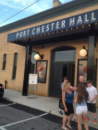 The Port Chester Hall And Beer Garden Closed