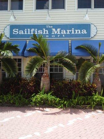 Sailfish Marina & Resort : Resort