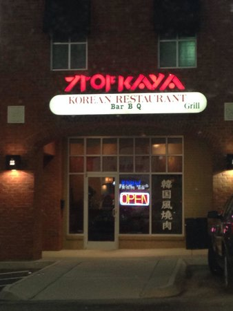 Kaya Korean Restaurant: Great place!