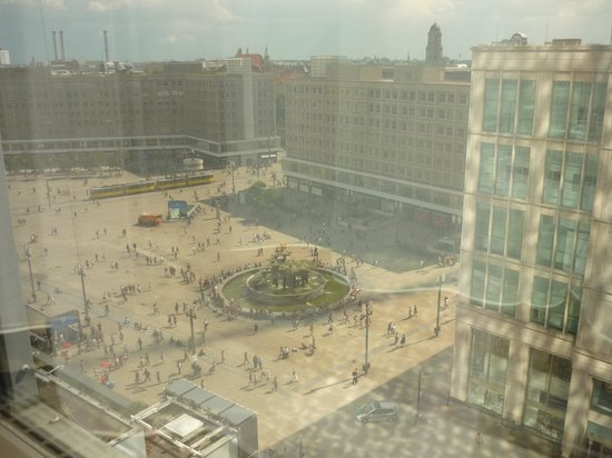 Park Inn by Radisson Berlin Alexanderplatz: Alexanderplatz