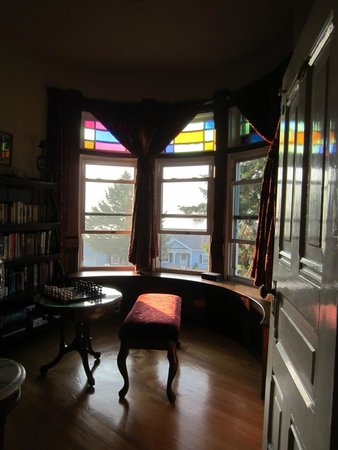 Heather House: Turret Library/Game Room