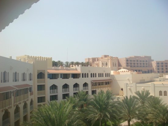 Shangri La Barr Al Jissah Resort & Spa-Al Bandar: view