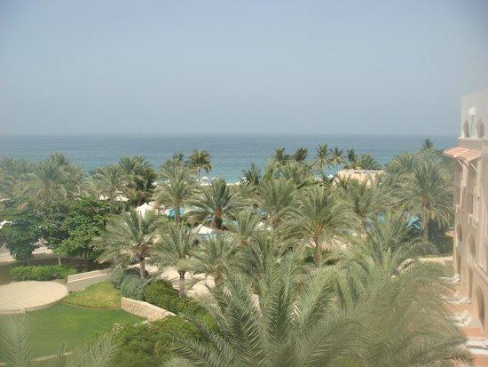 Shangri La Barr Al Jissah Resort & Spa - Al Bandar Hotel: view
